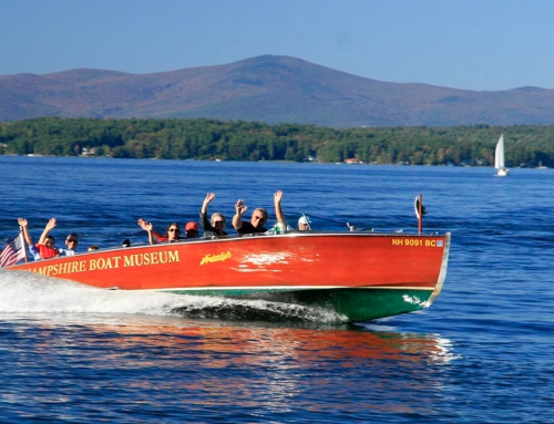 Venture to the New Hampshire Boat Museum